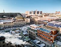 OFFICE DEVELOPMENT IN STOCKHOLM