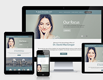 Website Rebrand, Design and Development