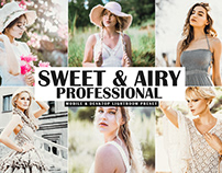 Free Sweet & Airy Pro Mobile & Desktop Lightroom Preset