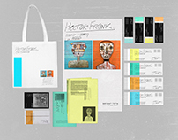 Hector Frank Exhibition Branding