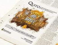 Quito 38 años Patrimonio Cultural de la Humanidad