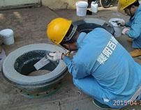 BD727 anti corrosive high temperature resistant coating