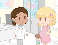 Personagens - Tele-educação