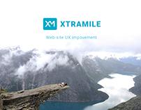 UX\UI Design for studying platform