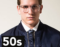 "PLOY EDIT: ""50s Flashback"" (Art Direction/Photography)"