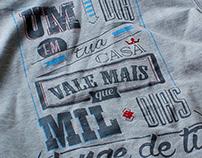 T-shirt Illustrations - Crazy Sheep