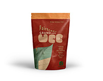 UCC Packaging Design- Graphic Design