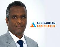 Abdirahman Abdishakur | Political Branding