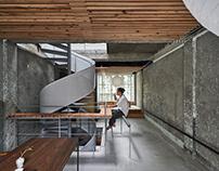 SOAR DESIGN Zhao Zhao Tea Lounge