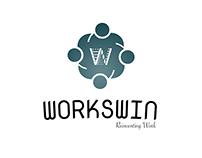 Logo création, design : Workswin