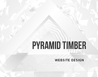 Pyramid Timber | Website Design