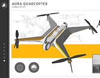AURA - Memory Capture for VR (Concept Presentation)
