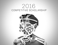 MICA 2016 Competitive Scholarship Portfolio