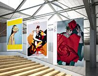 Shanghai Z-art Center - Overwhelming Theme Poster