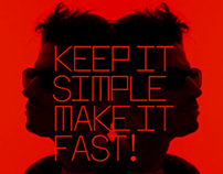 Keep It Simple, Make it Fast International Conference