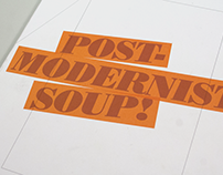 Post Modernist Soup: Lorraine Wild & the Postmodernists