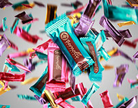 Bernotti Falling Chocolate Project