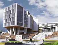 Кампус архитектурного университета (2016)