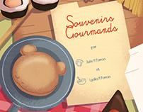 Souvenirs Gourmand- Édition Glénat Québec