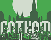 GOTHAM - magazine