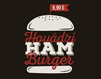 poster Hamburger