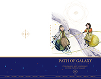 picture book《星河之圖 / PATH OF GALAXY》