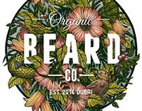 Organic Beard Co. Screen Print