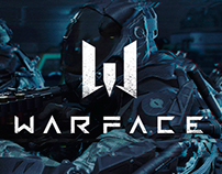 Warface - Site Redesign