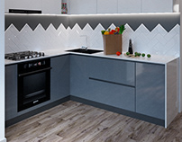 Apartment design_Kiev