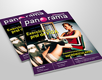 Revista - Magazine - Panorama