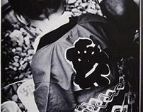 Osamu Jinguji on Saatchi Art #001
