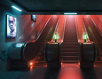 Underground | CGI