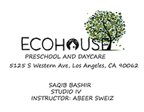 Ecohouse Preschool and Daycare