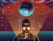 GQ Magazine – Vast Intelligence