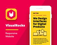 VisualRocks Responsive Website