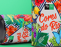 Colors of Rio / Soap • Package Design