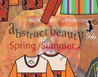 Abstract Beauty Spring Summer Collection