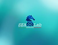 SeaLab - Logo Design