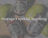 Moraga's Special Bagoong (Label & Product Shots)