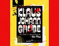 Klaus Johann Grobe - Poster