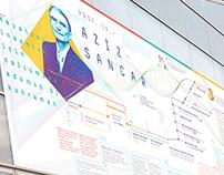 Aziz Sancar Poster
