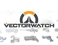 Vectorwatch: The Weapons of Overwatch