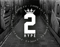 Identidade Visual - 2 Hype Clothing