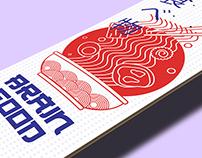 Skateboard design | Japanese