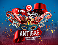Shopping Recife | Carnaval das Antigas 2017