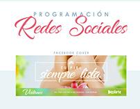 Programación Redes Sociales