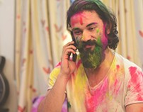 HOLI Ad Campaign ( Video) for Iconic inc.