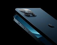 Apple iPhone Fold concept CG video