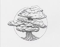 Dot Art - Plant