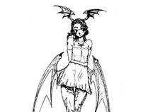 Myself as Lilith